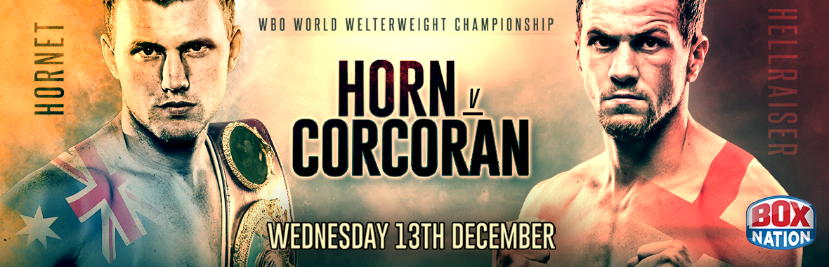 THE WBO WORLD WELTERWEIGHT TITLE