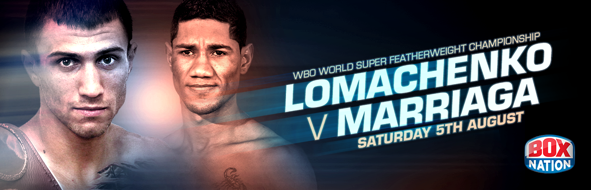 THE WBO WORLD SUPER-FEATHERWEIGHT TITLE