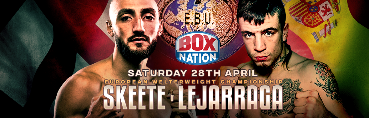 THE VACANT EUROPEAN WELTERWEIGHT TITLE