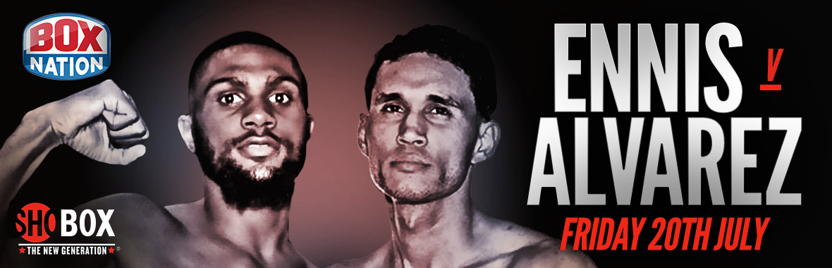 A WELTERWEIGHT CONTEST