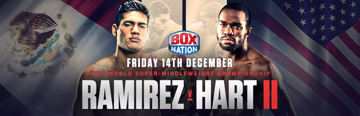 THE WBO WORLD SUPER-MIDDLEWEIGHT TITLE