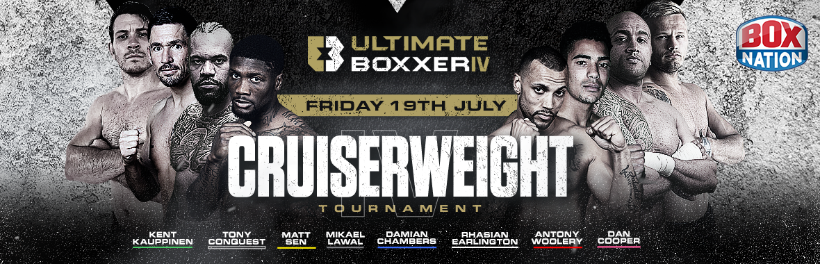 CRUISERWEIGHT CONTEST